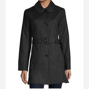 Kate Spade Black Trench Coat - NEW!